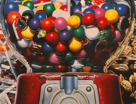 Заставка (min) - Chales Bell - Gum XV (1983)