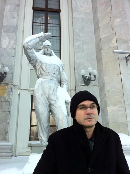 Ray Brassier in Perm