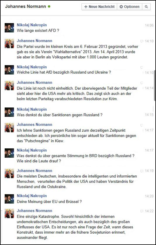 JohannesNormannTalk
