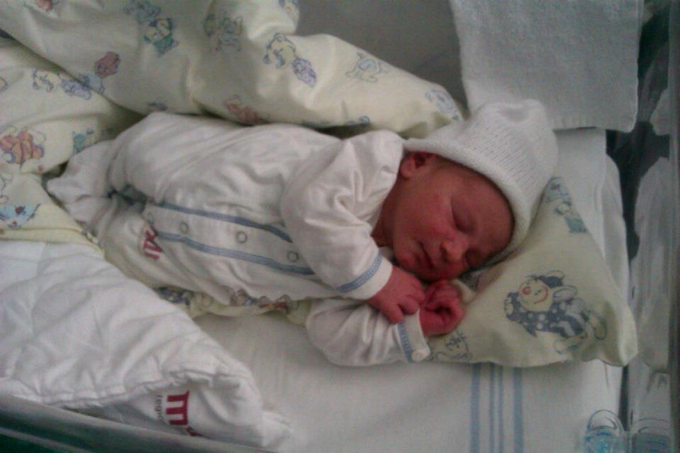 Jannes baby