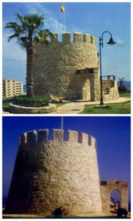 torre del moro, costa blanca, spain