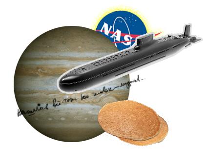 Jupiter-SUBMARINE