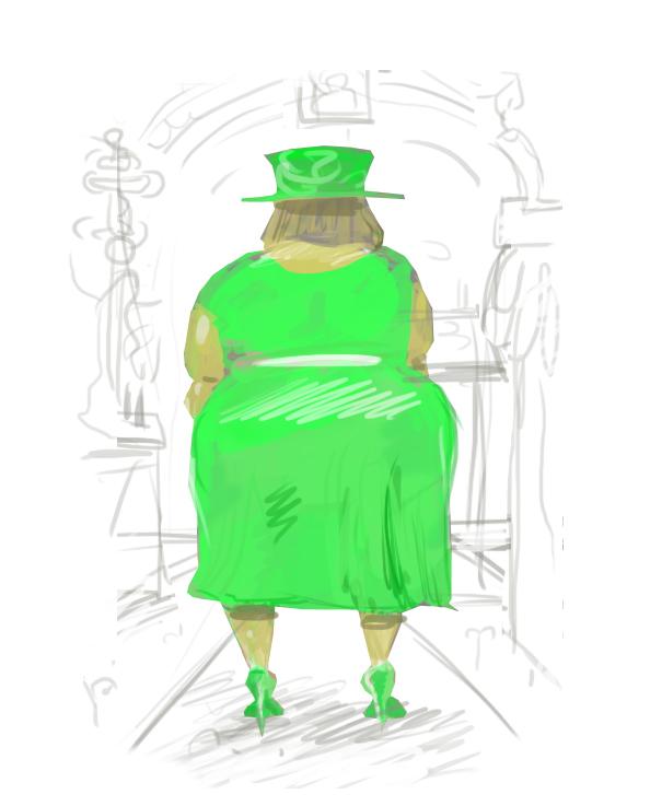 Green_Woman