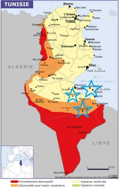 carte_TUNISIE