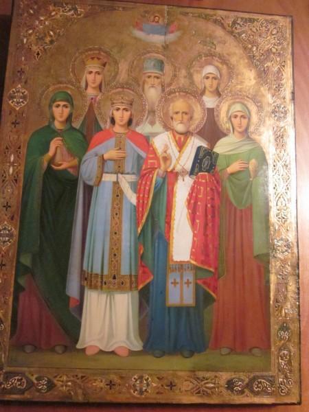 Saints patrons Famille Impériale Claude Lorrain 020 (4)