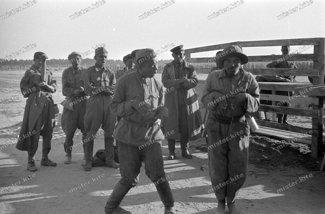 Brest-Technische Abteilung Einsatzgruppe Ost-Polizei-POW-Stalag-Lager-2
