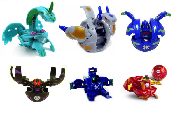 фото бакуганы игрушки