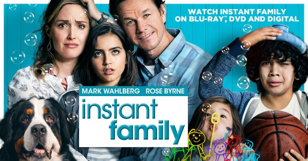 Instant Family-poster