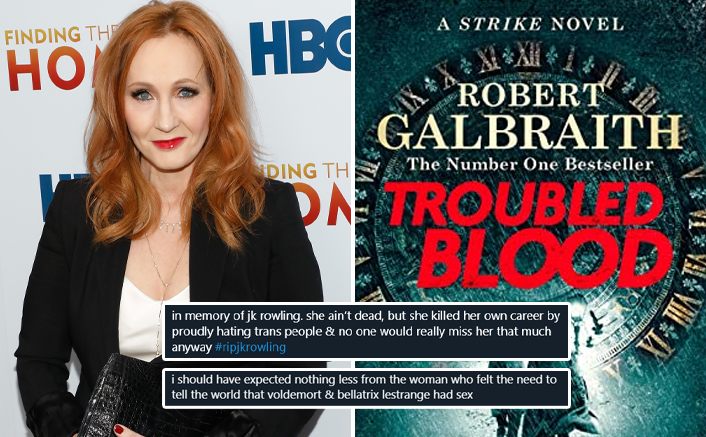 JK-Rowling-In-Trouble-Over-Latest-Book-'Troubled-Blood-Netizens