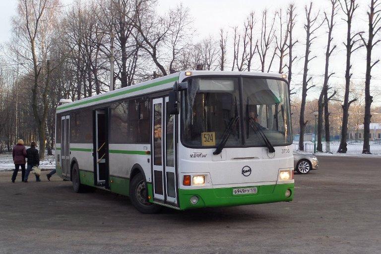 Новый ЛиАЗ-525660 ООО