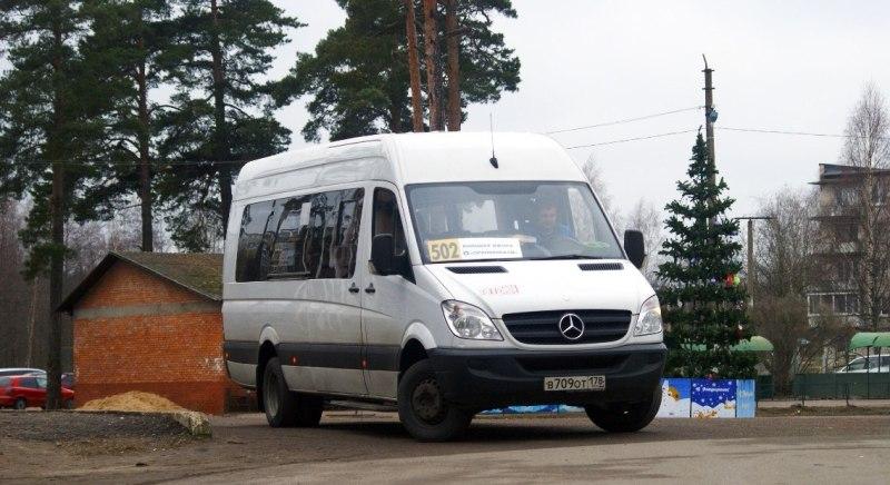 Микроавтобус Луидор-2236 компании