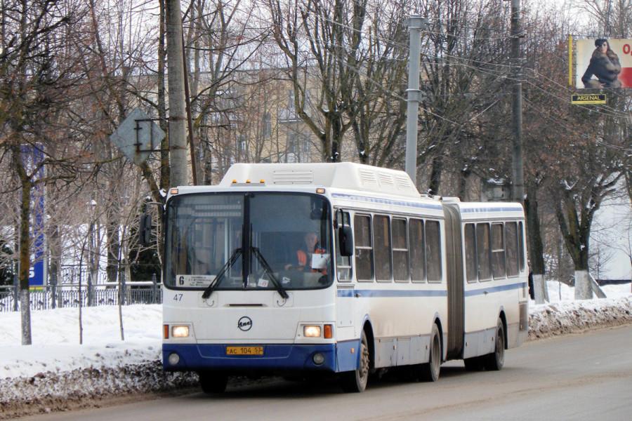 Газовый ЛиАЗ-6212 ПАТ-2