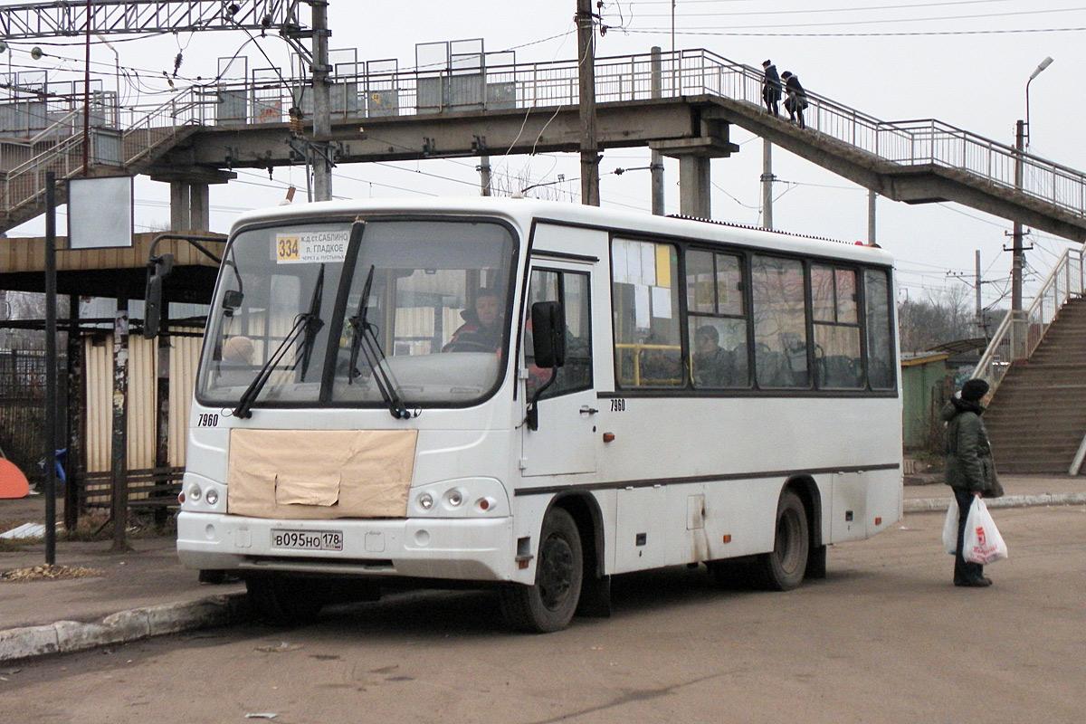 схема маршрута автобуса 801