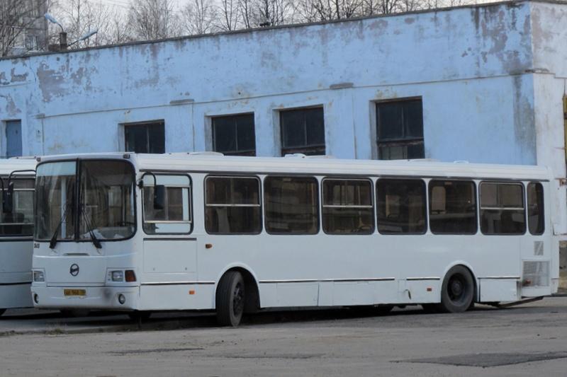 ЛиАЗ Городского Транспорта