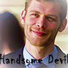 handsome devil