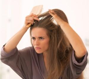 Как отрастить седые волосы после окрашивания