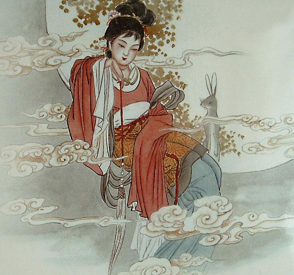 Чань Э и ее заяц