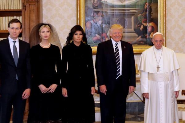 всё как в 1933, папа  по-словенски