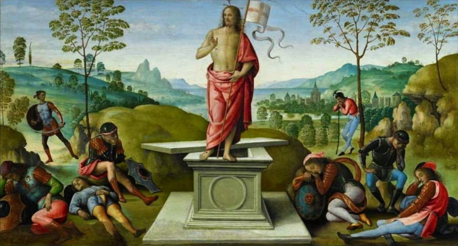 the importance of the artist pietro perugino