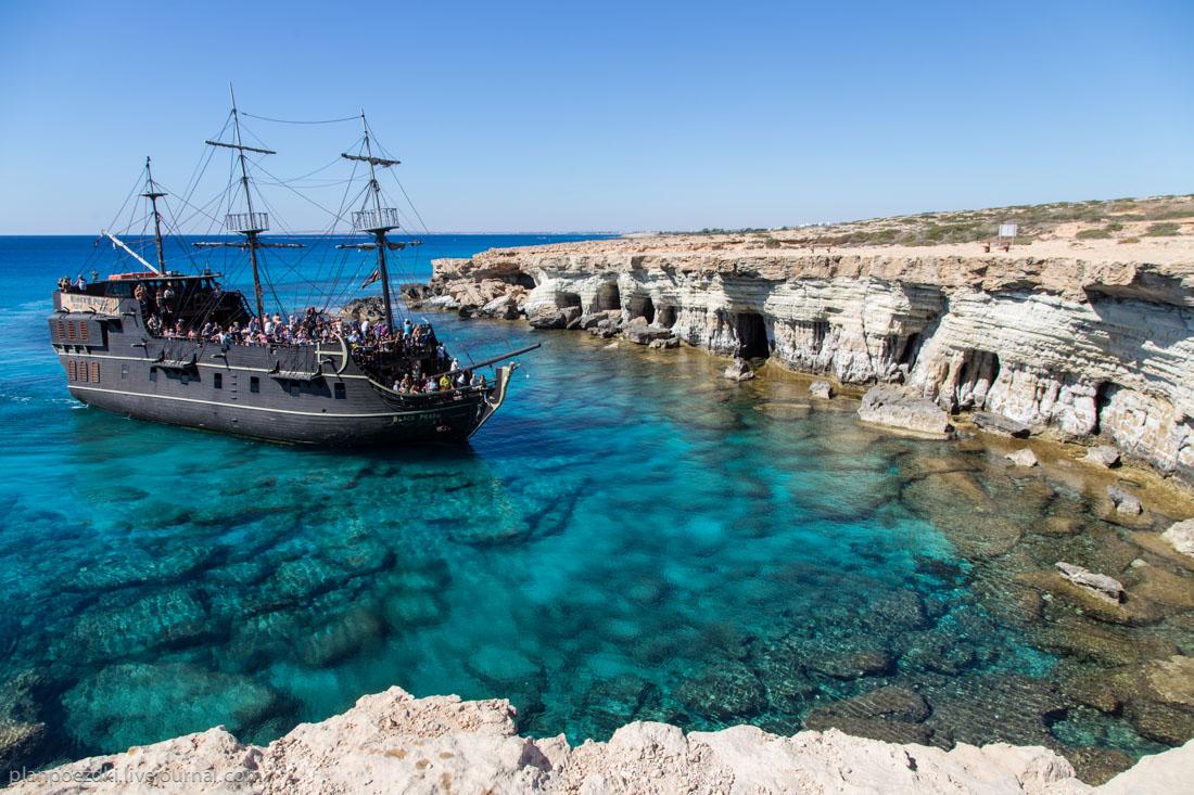 Кипр. Лазурное море, песчаные пляжи