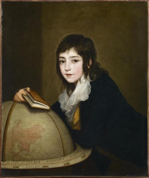 2 Sir Joseph Banks, Bt, by Sir Joshua Reynolds, 1771-1773.jpg