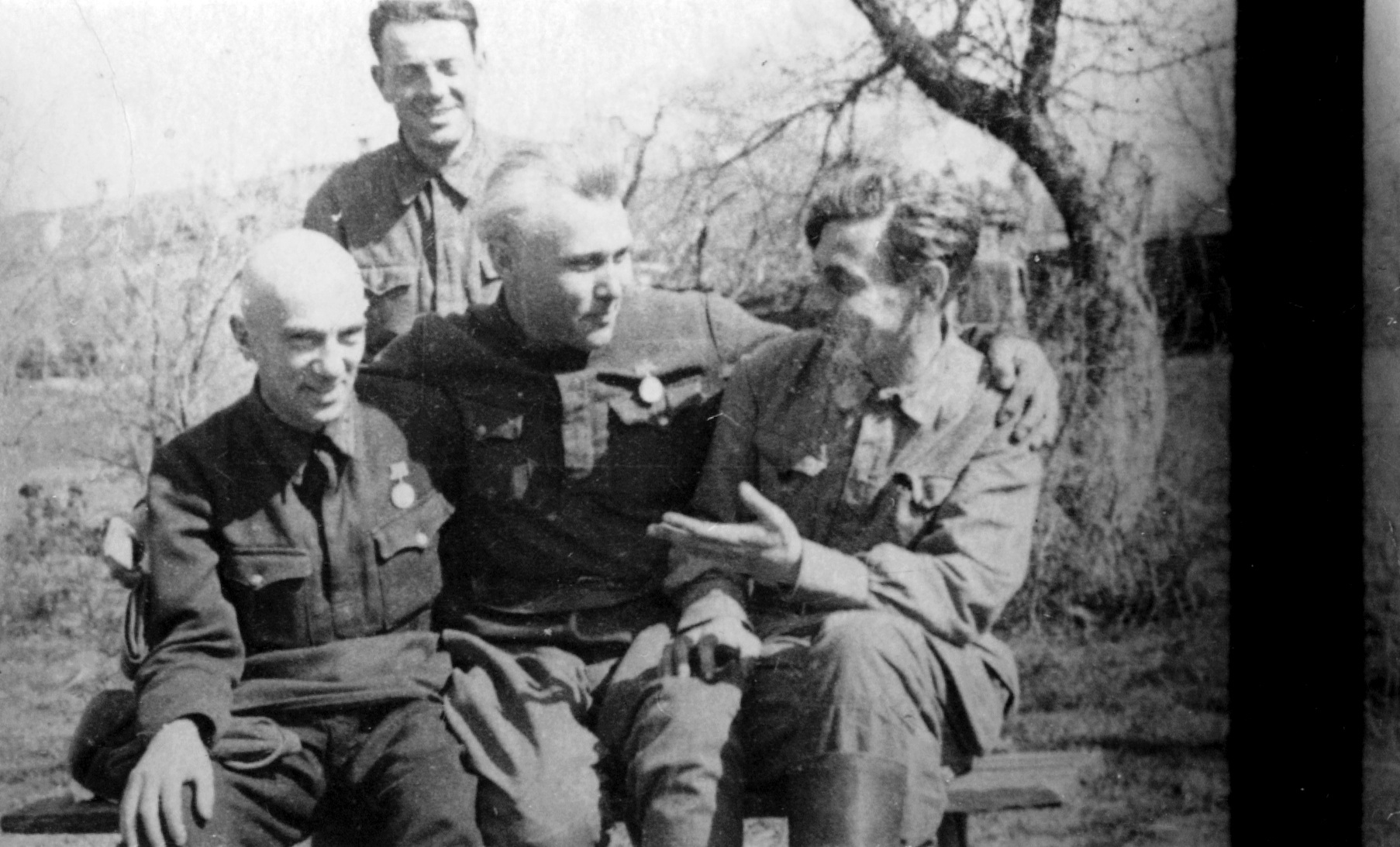 папа, сталинград 1942 год