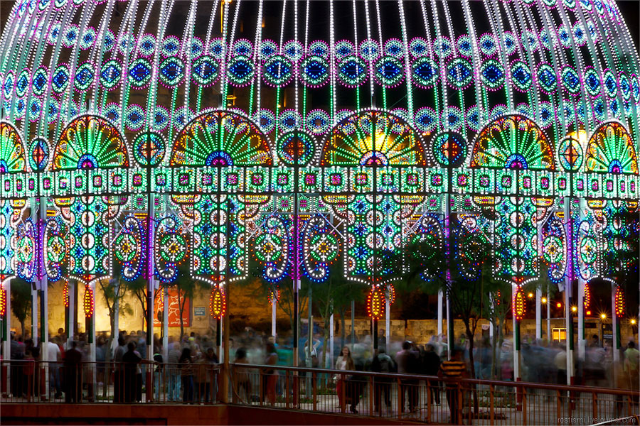 Festival of Light Jerusalem