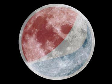 Пепси на луне