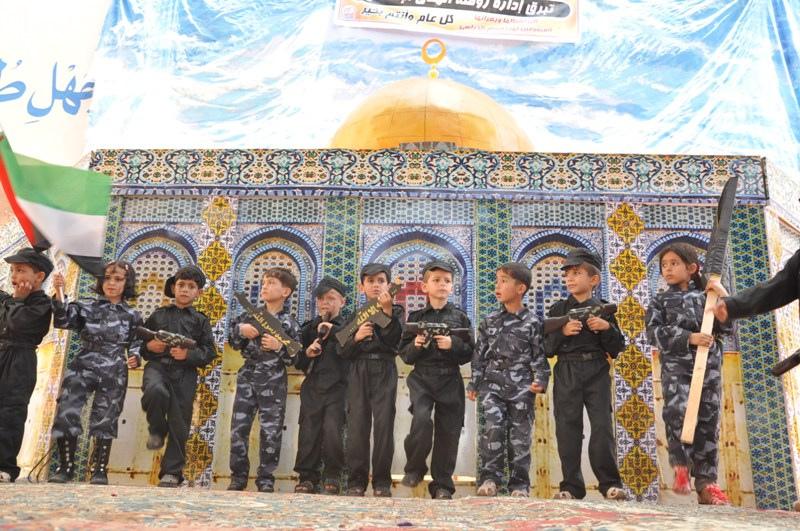 Террористический утренник в Газе