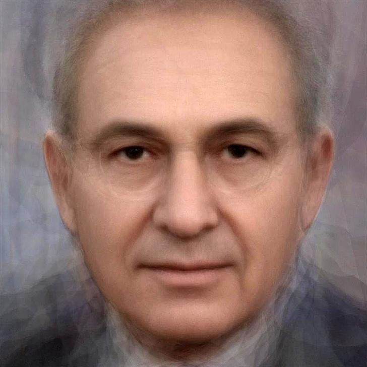 как выглядит среднестатистический израильский политик