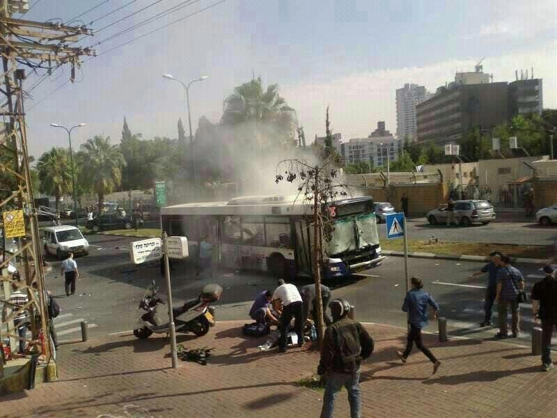 Терракт в Тель-Авиве