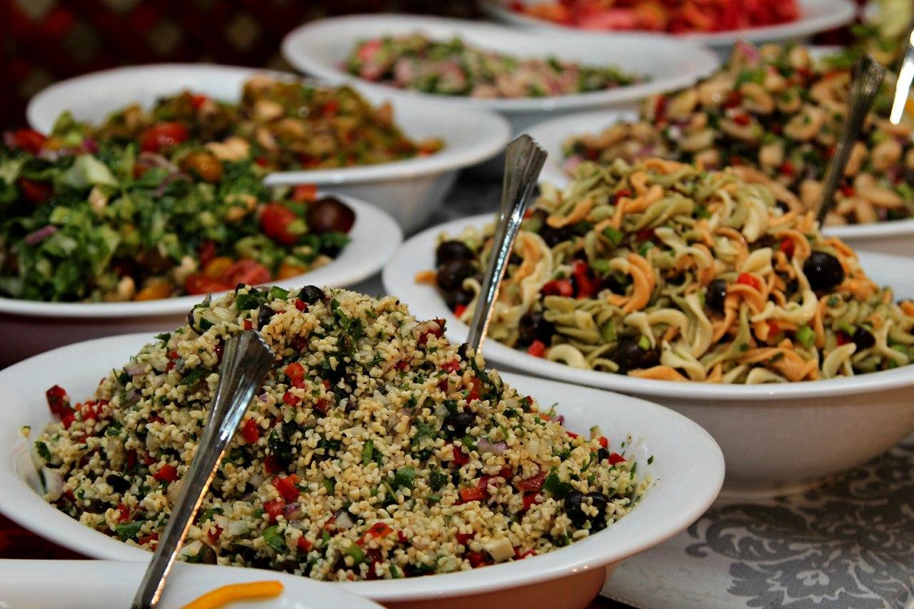 Кулинарный конкурс в Цахале