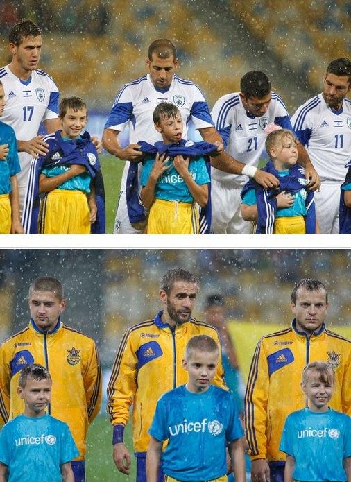 Украина Израиль перед матчем