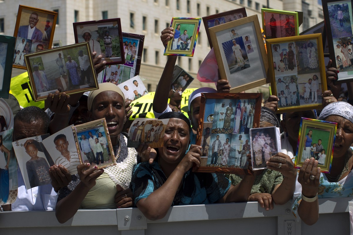 Завершена репатриация евреев из Эфиопии