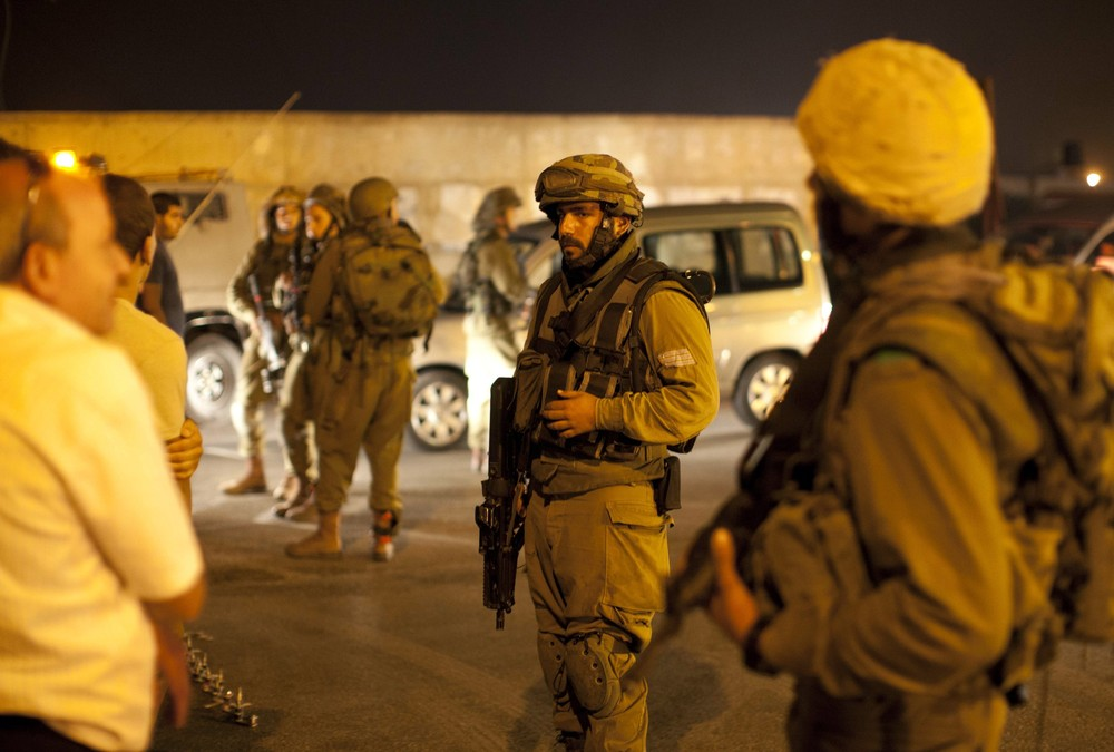 Убит израильский солдат