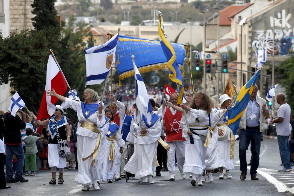 Иерусалимский парад