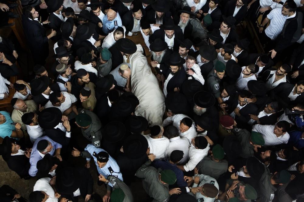 Похороны Овадьи Йосефа