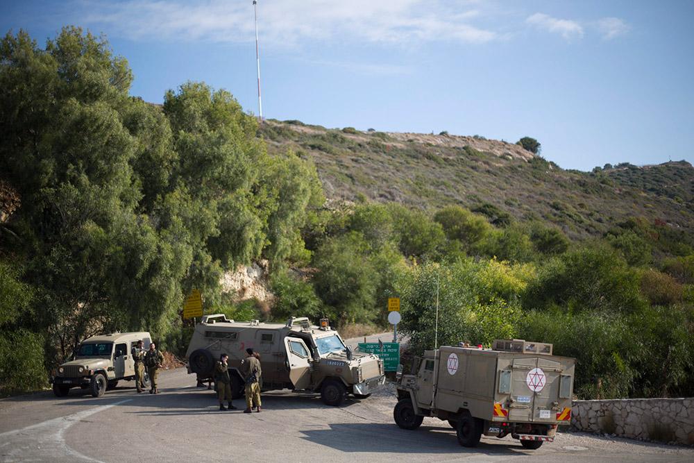 Смерть израильского солдата