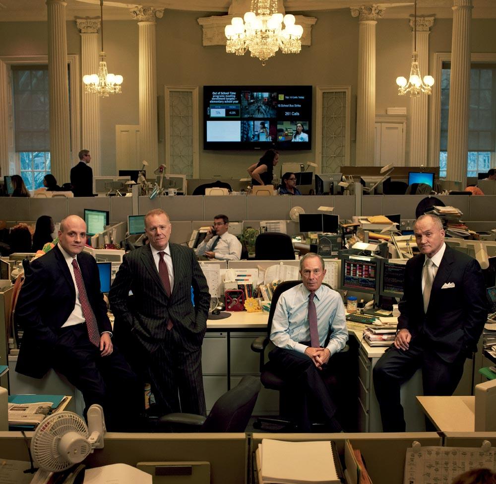 Офис мэра Нью-Йорка