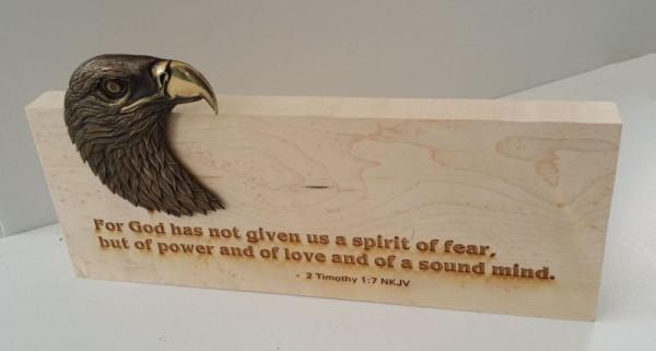 fearless eagle