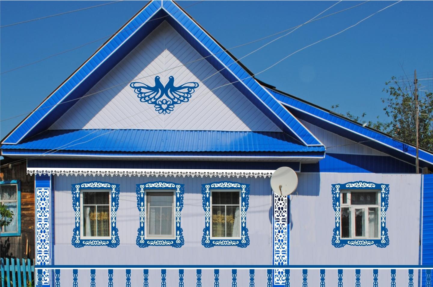 Отделка фасадов частных домов искусственным камнем цена