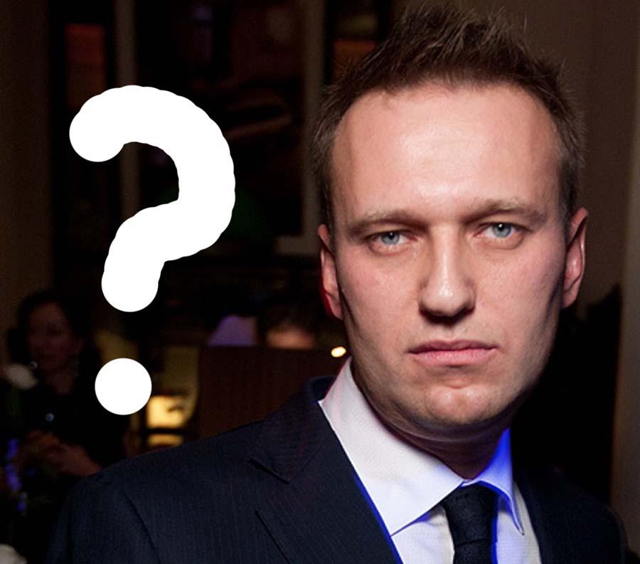 Не хотела об этом, но все же - Навальный