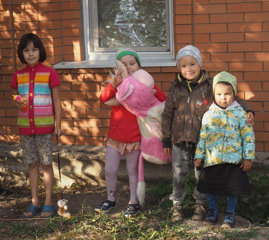 Дети на селе, мы навеселе