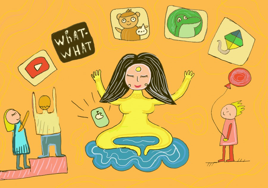 5 полезных приложений для родителей на айфон
