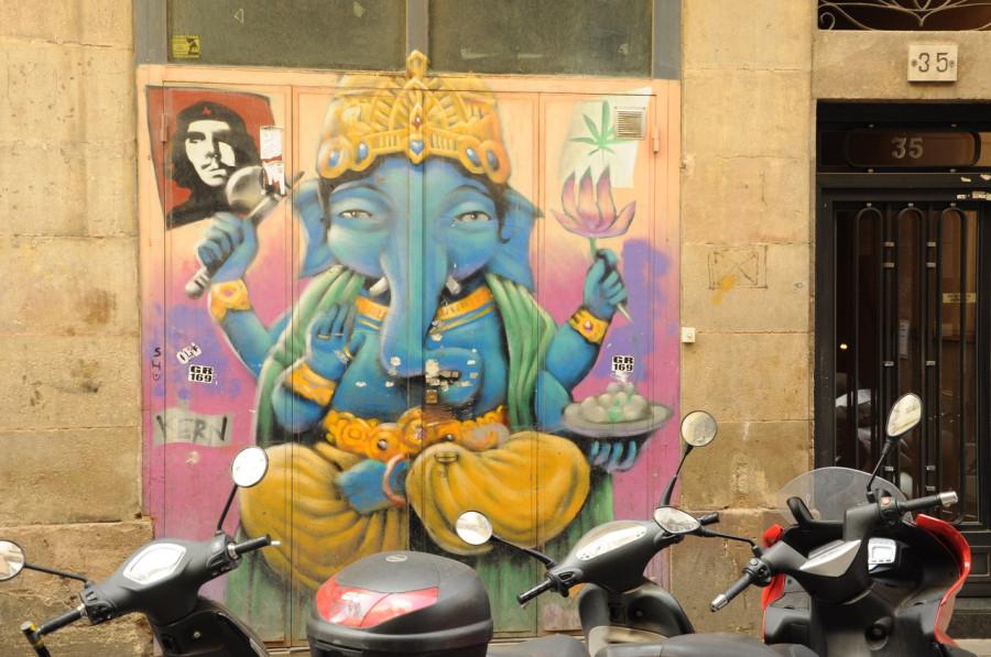 Барселона. Хорошая, плохая, разная