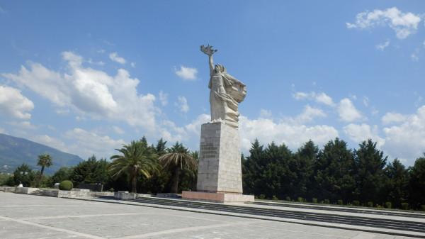 Мать Албания