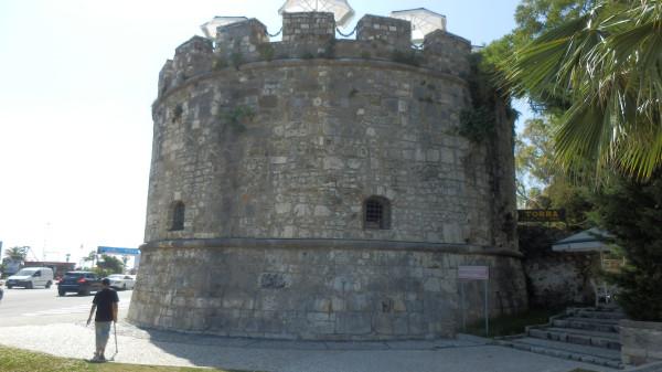 Башня в Дурресе