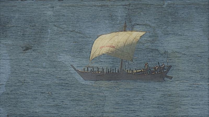 римская фреска