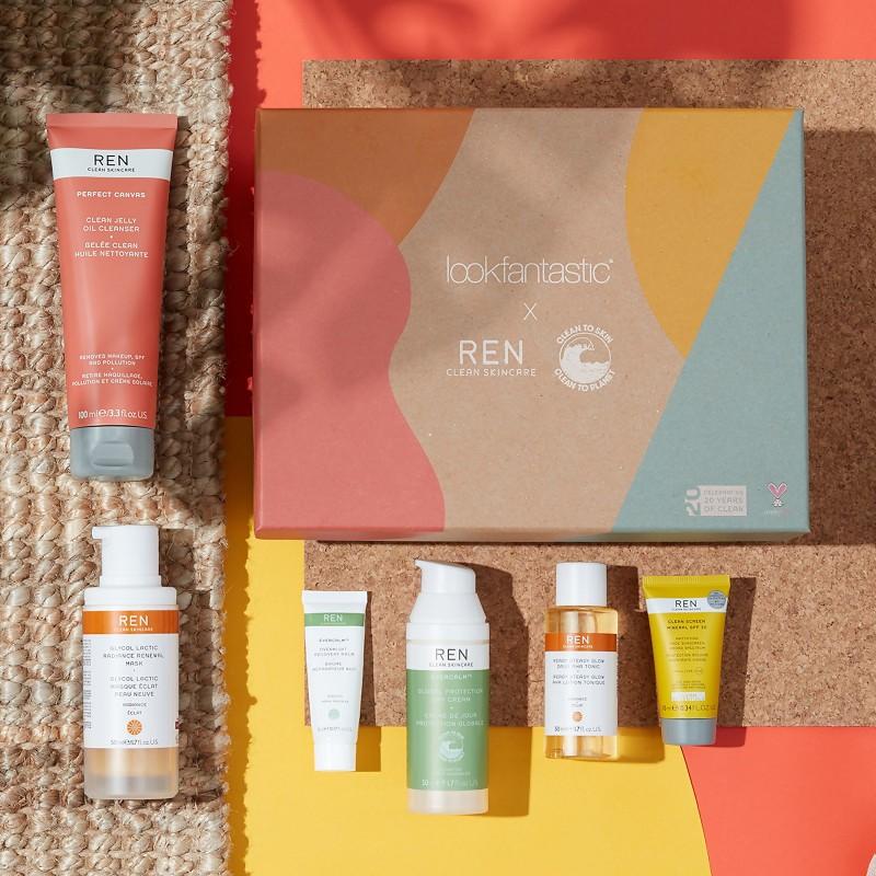 Бьюти Бокс Lookfantastic x REN Clean Skincare Limited Edition Beauty Box - 12526135-1674768663880898.jpg