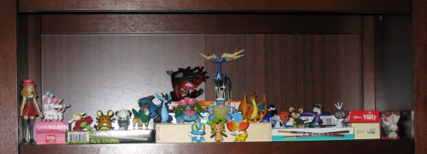 Aug. 2014 Tomy Collection